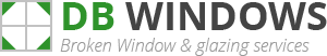 Tring Broken Window Logo