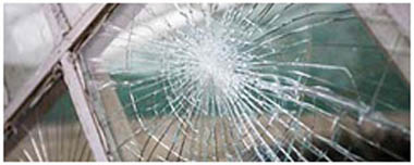 Tring Smashed Glass
